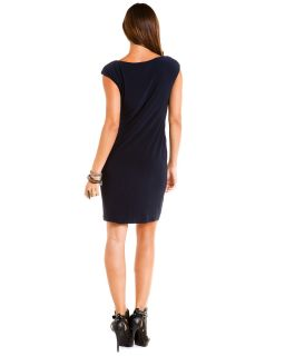 anne klein ink jersey gathered dress $ 124 00 $