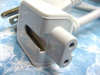 Apple Mac PowerBook iBook 45W 65W G4 Square Power Cord