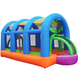 Inflatable Bounce House Arc Arena Bouncer