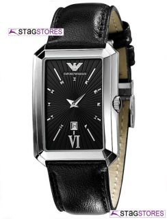 NEW *** EMPORIO ARMANI MENS *** AR0455 *** MENS DESIGNER WRIST WATCH