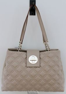 NWT Kate Spade Astor Court Elena Purse Bag Col Cream 448 00 NEW
