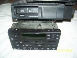 Car Stereo and CD Changer Combo for Ford Expedition Excurtion F150