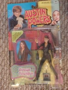 McFarlane Austin Powers Series 2 Action Figures Complete Set of 7
