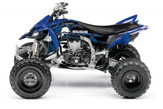 Factory Effex Metal Mulisha ATV Graphics Kit Yamaha YFZ450R YFZ 450 R