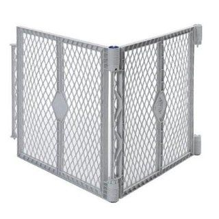 North State Superyard XT Baby Gate Play Yard Pen Ext