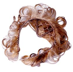 Jon Renau Hair Piece Headband Addition Balding Wig Wigs 6 33