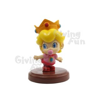 Genuine Furuta Super Mario Bros Baby Peach Figure