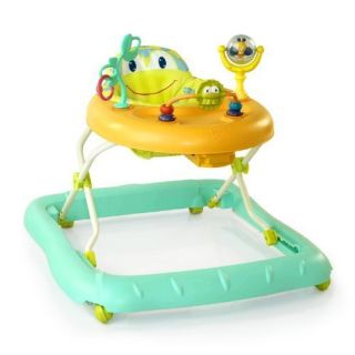 Bright Starts Walk A Bout Baby Walker Cute Frog Design