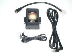 Pie 04 07 Ford Lincoln Mercury Aux Input w 5 Volt Power XM5 FRD04