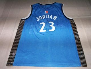THROWBACK BALTIMORE BULLETS MICHAEL JORDAN HARDWOOS CLASSICS JERSEY