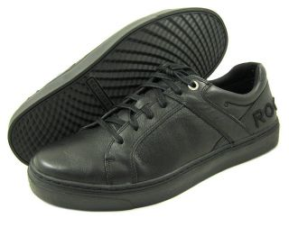 New Rockport Mens Croydon 2 Black Black Sneakers All Sz