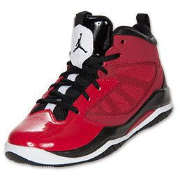 Nike Jordan Flight Team 11 Kids Basketball Shoes
