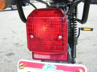Tail Light Lamp Lens New Motobecane Batavus Derbi Concord