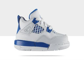 Air Jordan 4 Retro Infant/Toddler Boys Shoe