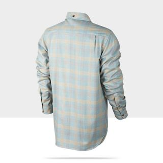 Nike Raleigh Drifter Plaid Mens Long Sleeve Shirt