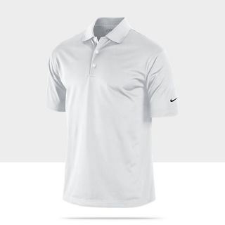Nike Stretch UV Tech Mens Golf Polo 358324_100_A