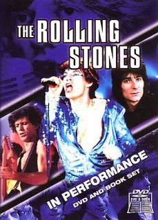 Rolling Stones in Performance (DVD, 2007