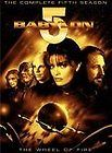 Babylon 5   The Complete Fifth Season (DVD, 2009, 6 Disc Set)