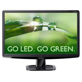 ViewSonic VA VA2033 LED 20 Widescreen LED LCD Monitor