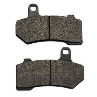 Semi Metallic Rear Brake Pads   2009 Harley FLHRC Road King Classic