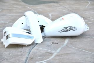 New Honda REBEL CMX250 GAS FUEL TANK 3.4 gallons with Fenders Set