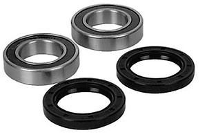 yamaha yfm660 raptor atv rear wheel bearing kit 01 05