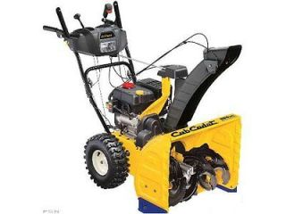 Cub Cadet Snowblower 524WE snow blower thrower 2012 24 524 WE