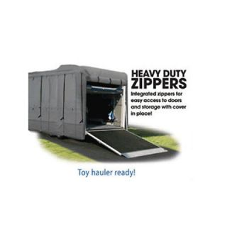 Fifth Wheel Toy Hauler Style Cover Storage Protection (33 34)