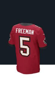 Josh Freeman Mens Football Home Elite Jersey 468909_687_B