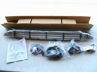 2000 2004 Ford Focus FogLight Fog Light Kit Ford YS4Z 15200 AA