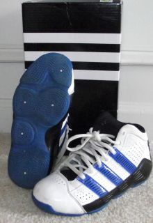 Adidas Commander Basketball Shoes Size 13 Youth in Box