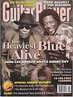 Guitar Player Magazine (June 1996) (The Heaviest Blues Alive   John