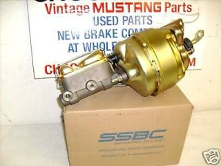 Ford Mustang brake booster in Master Cylinders & Parts