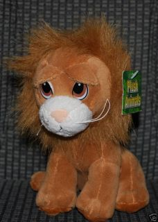 Stuffed Animal Plush Baby Lion New Toy Toys Zoo Animals