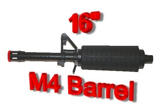 16 3SKULL Tippmann 98 Custom M4 Assault Sniper Barrel