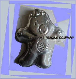 Bears Cheer Bear Cake Pan Jello Ice Baking Mold Pan #2105 5555 CUTE