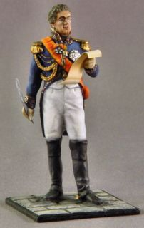 French Marshal Louis Alexandre Berthier Museum Quality St Petersburg