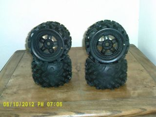 Big Joe Monster Truck Wheels for Traxxas T Maxx