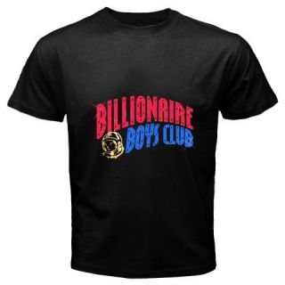 Hot New BBC BILLIONAIRE BOYS CLUB FULL COLOR Gildan Black T shirt Size