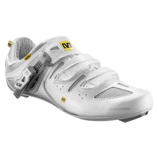 Mavic 2011 Giova Womens Road Cycling Shoes White Size 6 5 10157