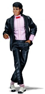 Michael Jackson   Billie Jean Doll Figure * Brand New in Box