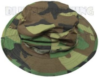 PC Camo Hat for Outdoor Sports Fly Fishing Big Game Fishing Hunting