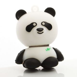 Chinese Black White Panda 4GB 8GB 16GB USB Flash Pen Drive Memory