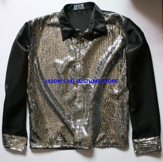 Michael Jackson Billie Jean 25th Motown Sequin Shirt 2