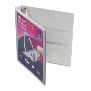 Nonstick Heavy Duty EZD Reference 3 Ring Binder 1 AVE79409