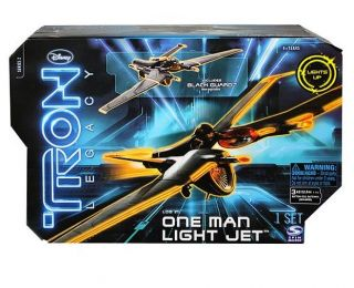 tron legacy core vehicle one man light jet