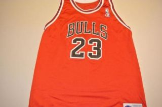 Michael Jordan Chicago Bulls Kids XL Worn in Jersey