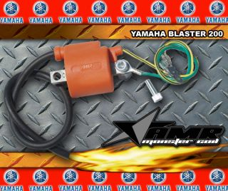 PERFORMANCE MONSTER IGNITION COIL  YAMAHA BLASTER 200 UPGRADE PART
