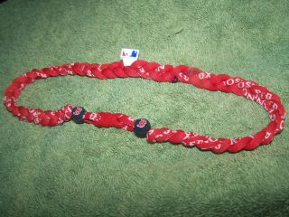 New Boston Red Sox Baseball Team MLB Necklace