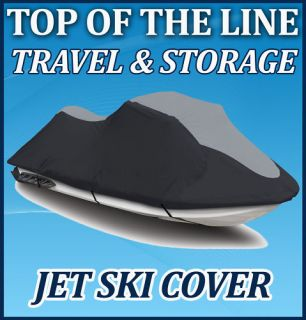 Bombardier Sea Doo GTI 130 2012 Jet Ski PWC Watercraft Cover